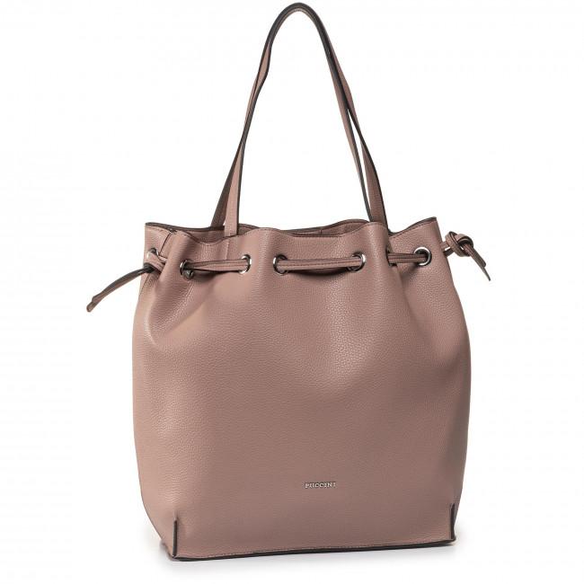 Handbag PUCCINI - BK120810  P. Róż