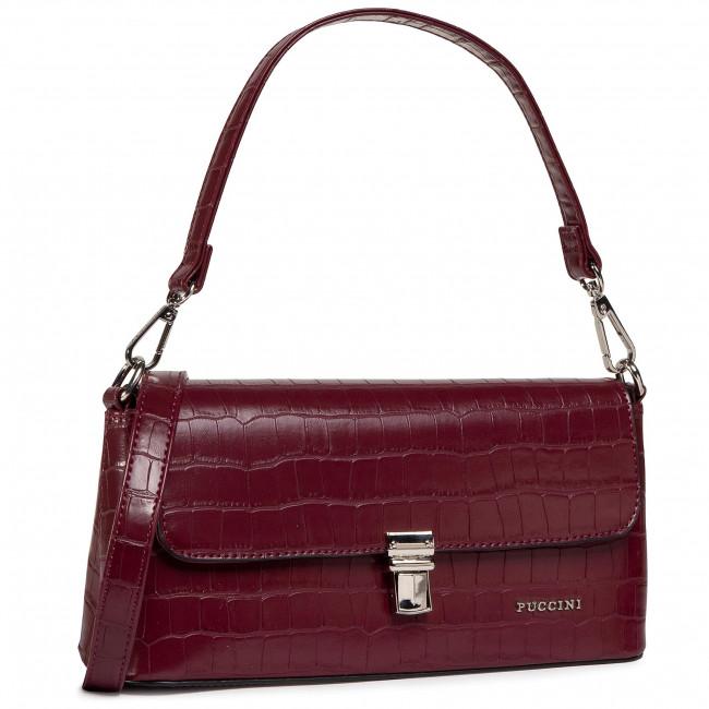 Handbag PUCCINI - BK220885 C.Czerwony 3B