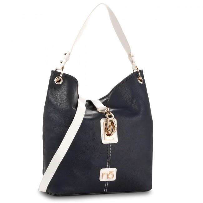 Handbag NOBO - NBAG-C0060-C013 Navy Blue
