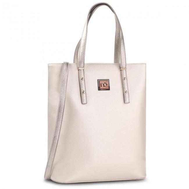 Handbag NOBO - NBAG-C1810-CM22 Beige