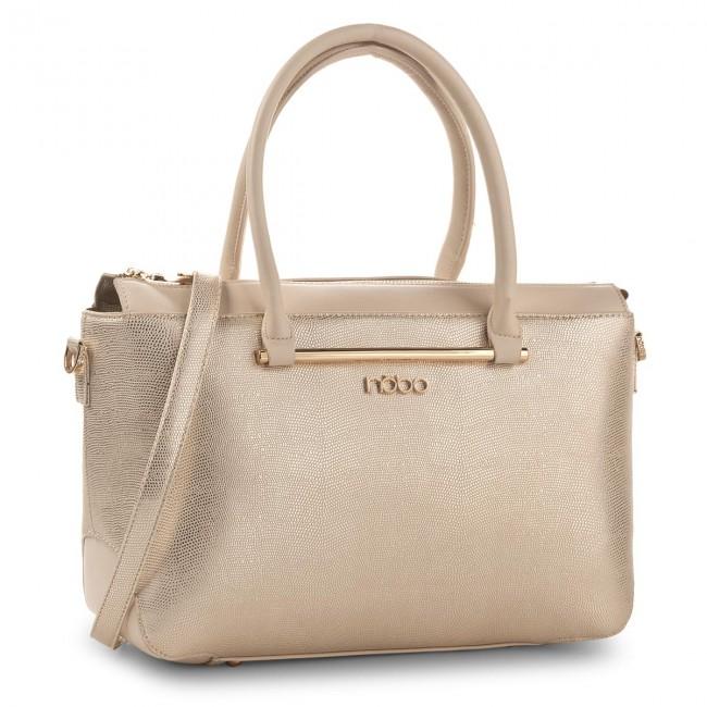 Handbag NOBO - NBAG-C3970-C023 Gold
