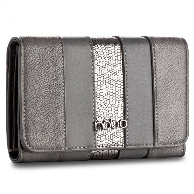 Large Women's Wallet NOBO - NPUR-D0590-C019 Grey