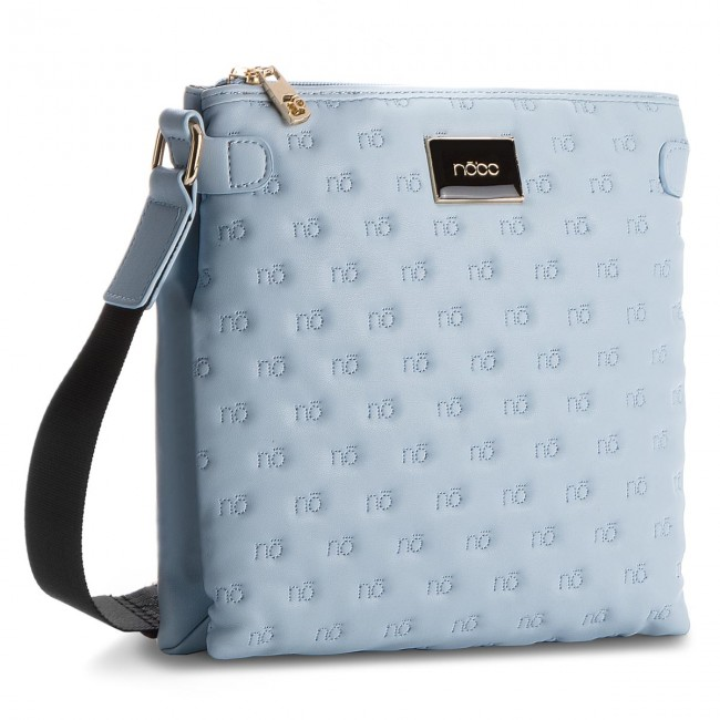 Handbag NOBO - NBAG-E1120-C012 Blue