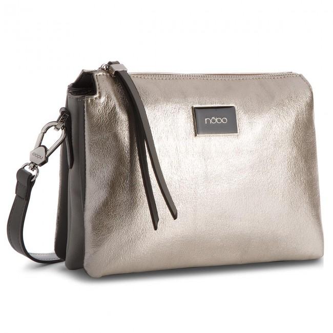 Handbag NOBO - NBAG-E4050-C000 Perłowy