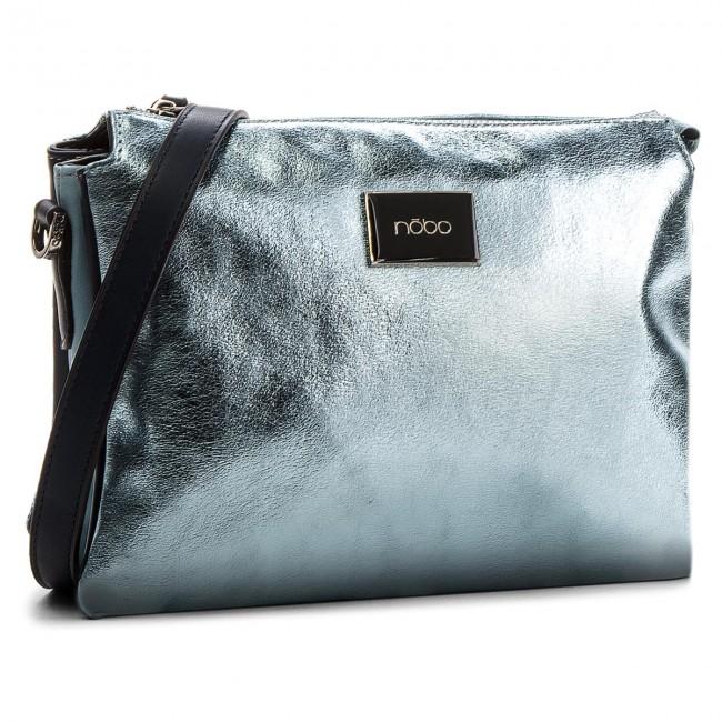 Handbag NOBO - NBAG-E4050-C012 Blue