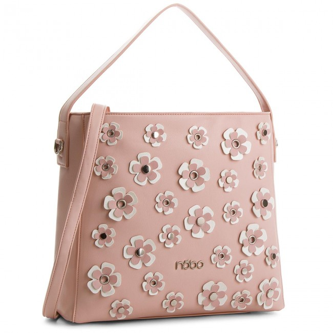 Handbag NOBO - NBAG-E2980-C004 Pink