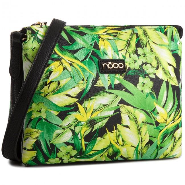 Handbag NOBO - NBAG-E4140-CM02  Green