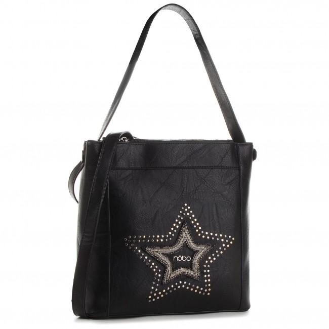 Handbag NOBO - NBAG-F1910-C020 Black