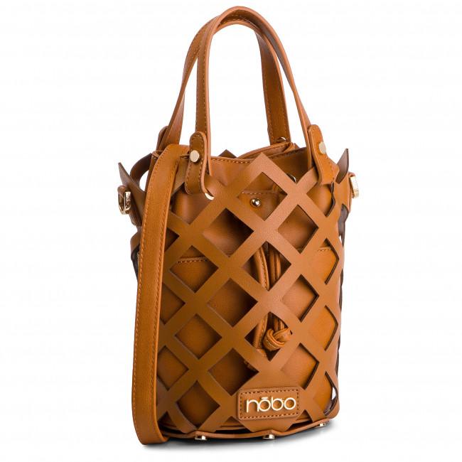 Handbag NOBO - NBAG-G3010-C017 Brown