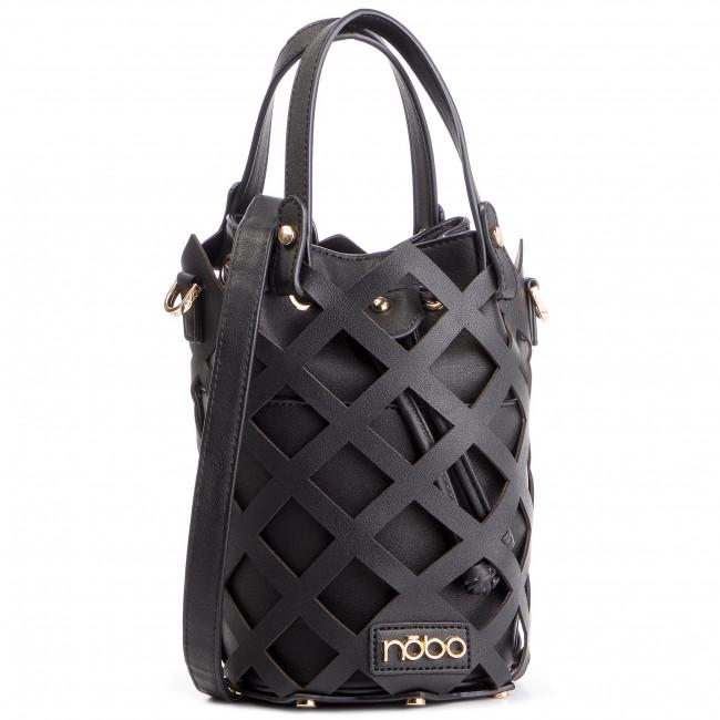 Handbag NOBO - NBAG-G3010-C020 Black