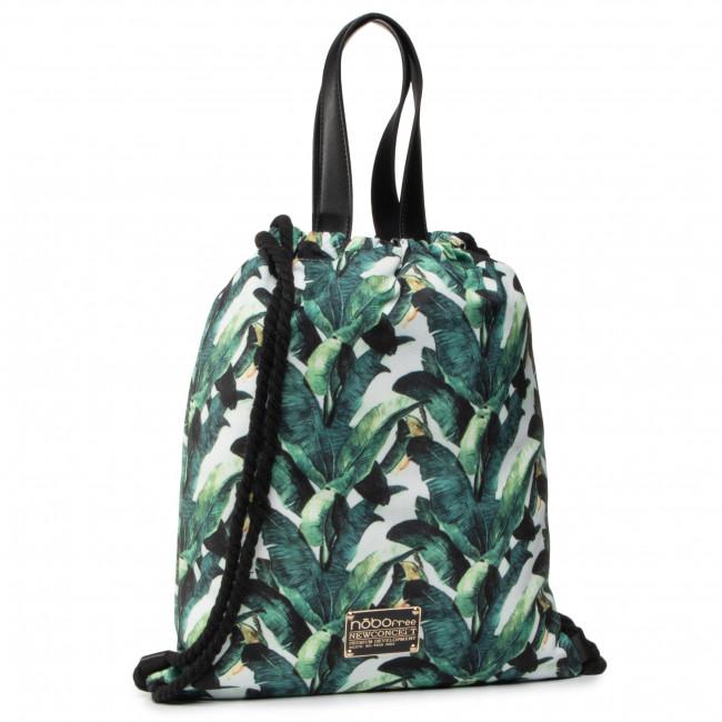 Handbag NOBO - NBAG-I0890-CM08 Multi Zielony