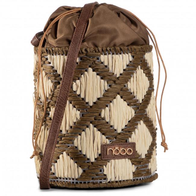 Handbag NOBO - NBAG-XI0550-C015 Beige