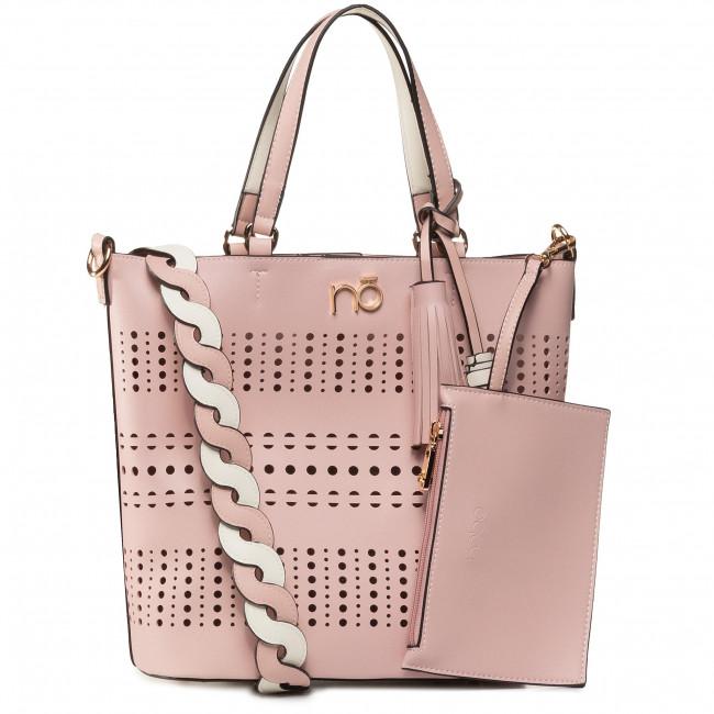 Handbag NOBO - NBAG-I0160-C004 Pink