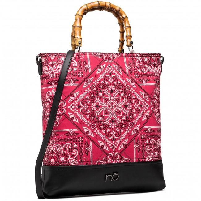 Handbag NOBO - NBAG-I2600-CM05 Multi Czerwony