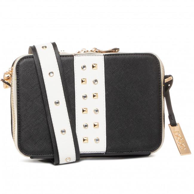Handbag NOBO - NBAG-I4820-C02 0 Beige Black