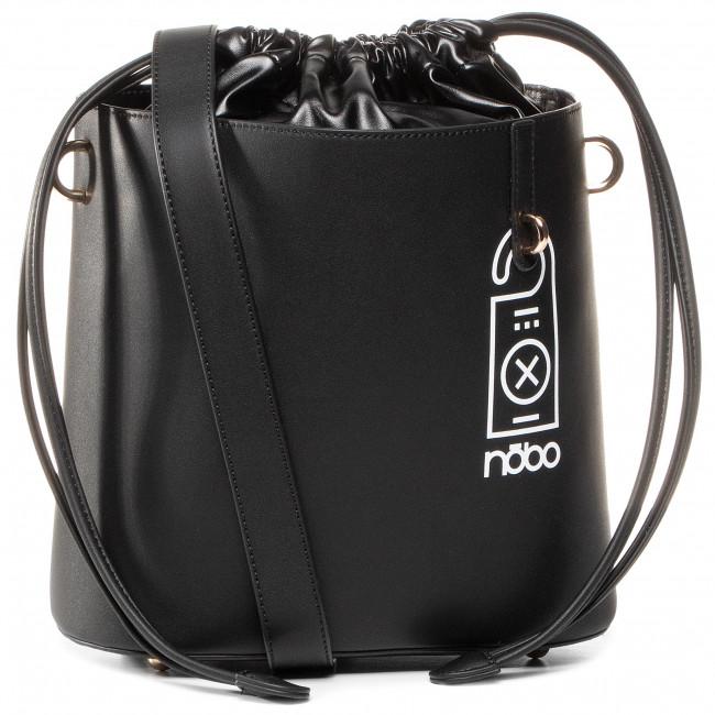 Handbag NOBO - NBAG-I5160-C020  Black