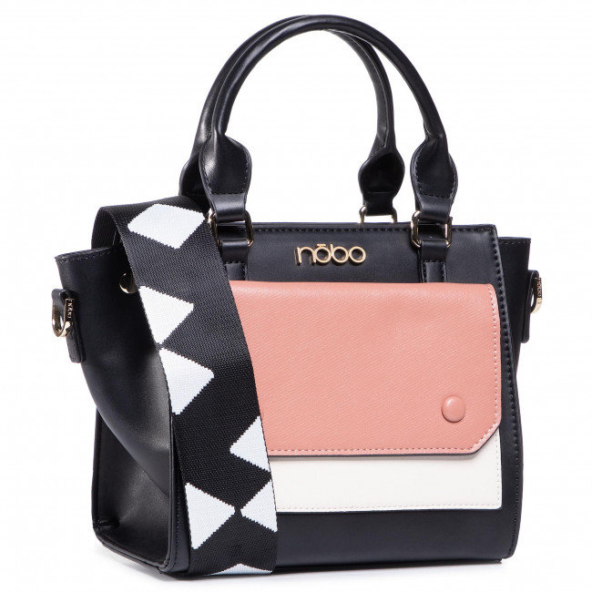 Handbag NOBO - NBAG-J0740-CM20 Black