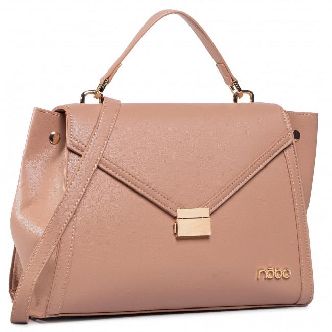 Handbag NOBO - NBAG-J0760-C015 Brown