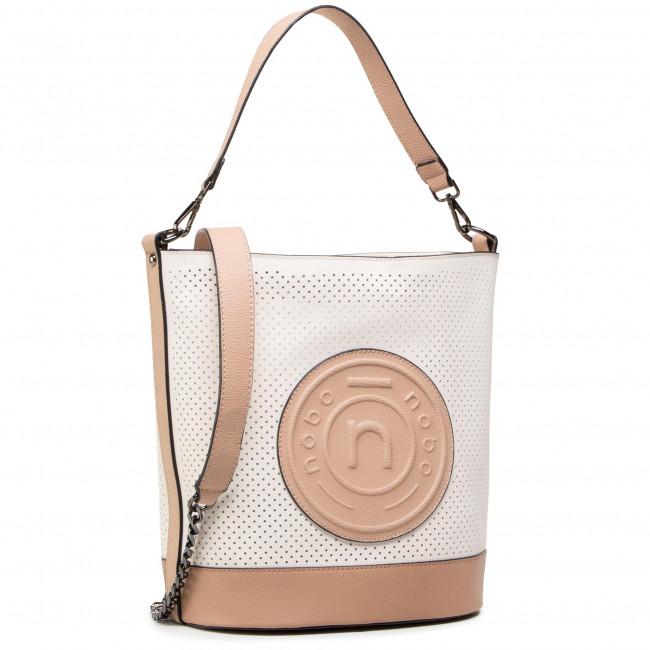 Handbag NOBO - NBAG-K1380-CM15 White