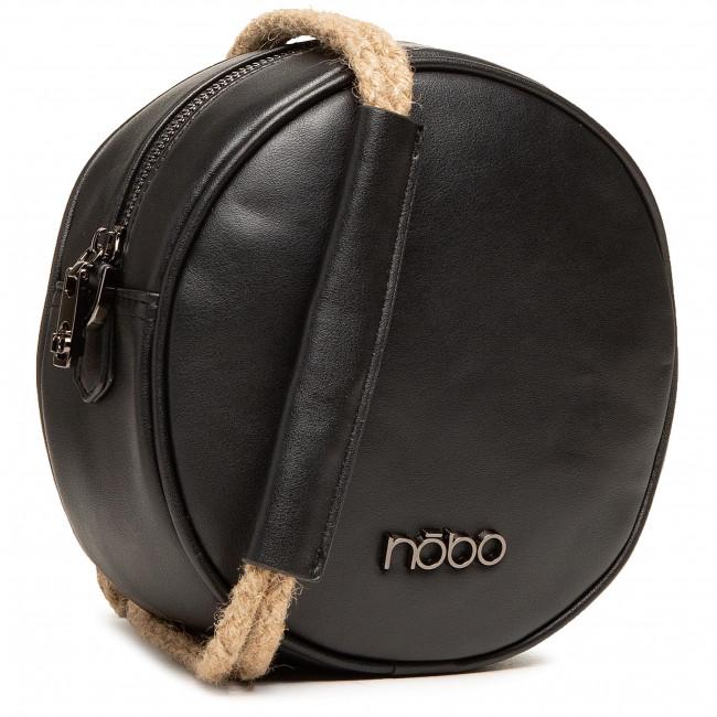Handbag NOBO - NBAG-K1460-C020 Black