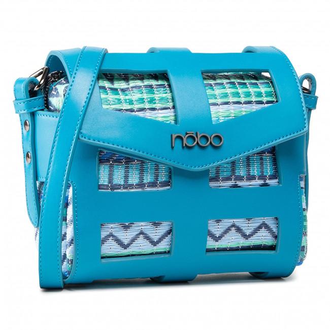 Handbag NOBO - NBAG-K4102-C012 Blue