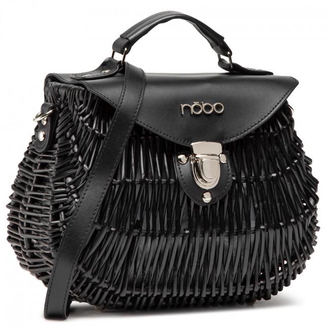 Handbag NOBO - NBAG-XK0010-C020 Black