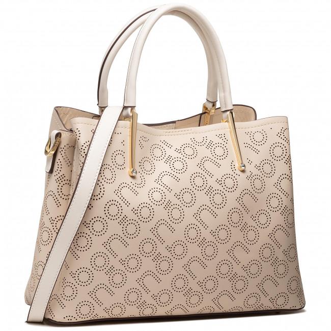 Handbag NOBO - NBAG-K3150-C015 Beige