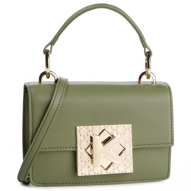 Handbag KAZAR - Nel 33042-01-22 Khaki