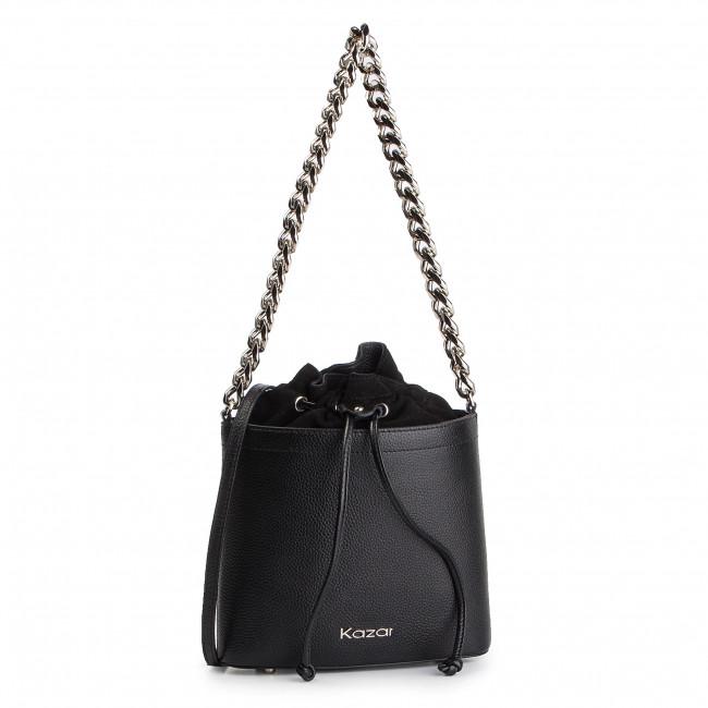 Handbag KAZAR - Nikko 39194-24-00 Black