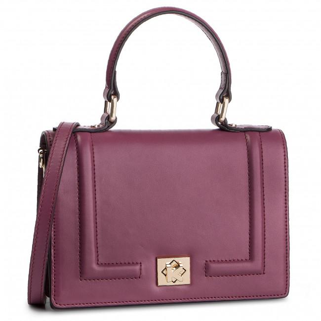 Handbag KAZAR - Florence 32421-01-M6 Bordeaux
