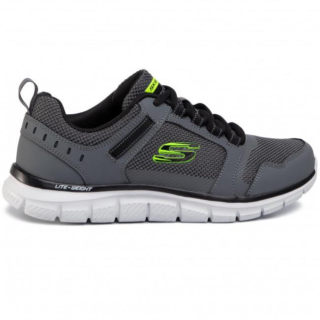 Shoes SKECHERS - 232001 CCBK Grey