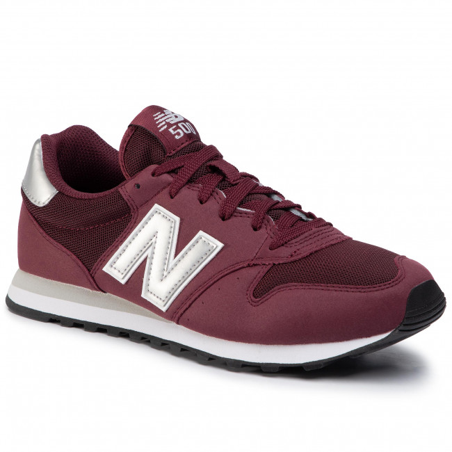 veinte cristal Comida sana  Sneakers NEW BALANCE - GM500BUS Maroon - Sneakers - Low shoes - Men's shoes  | efootwear.eu