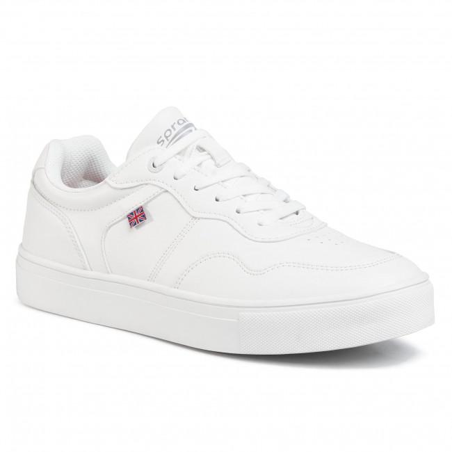 Sneakers SPRANDI - MP07-91246-01 White
