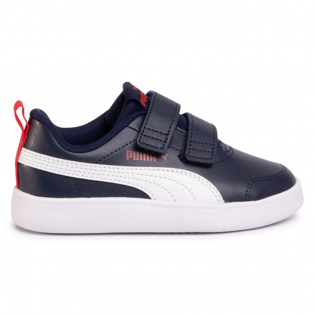 Sneakers PUMA - Courtflex v2 V PS 37154301 Cobalt Blue