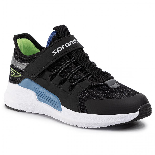 Sneakers SPRANDI - CP40-9492 Black