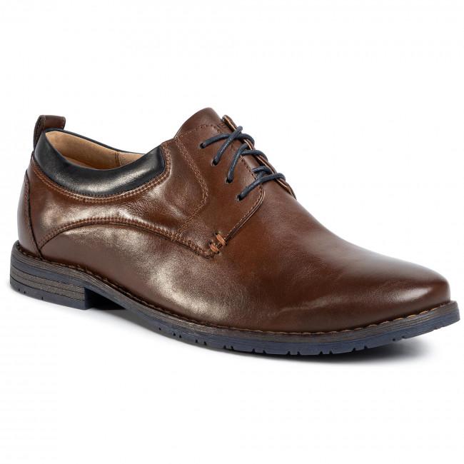 Shoes LANETTI - Mb-Steven-02L Brown