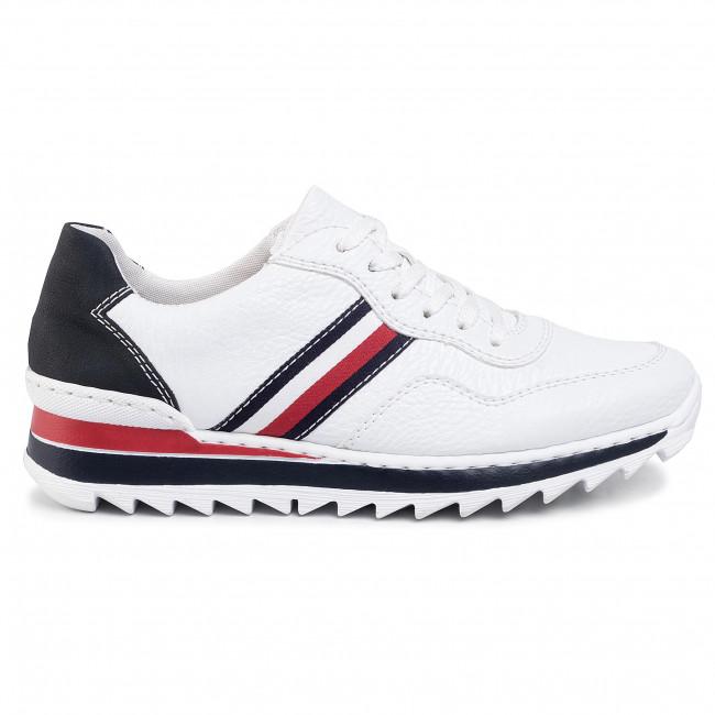 Sneakers RIEKER M6923 80 White
