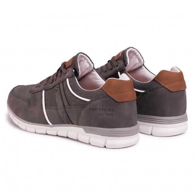 Sneakers TOM TAILOR - 808190300 Grey