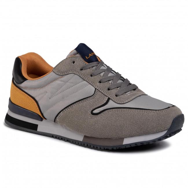 Sneakers LANETTI - MF19023-1 Grey