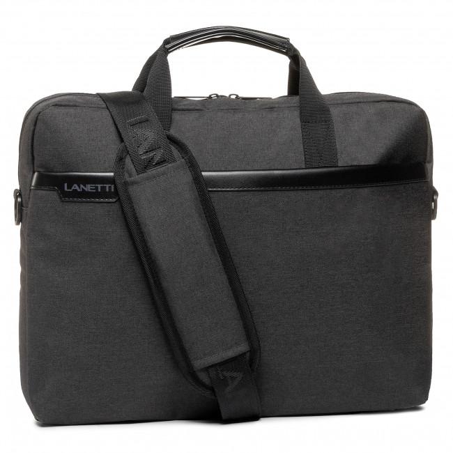 Bag LANETTI - BMM-S-019-11-03 Gray