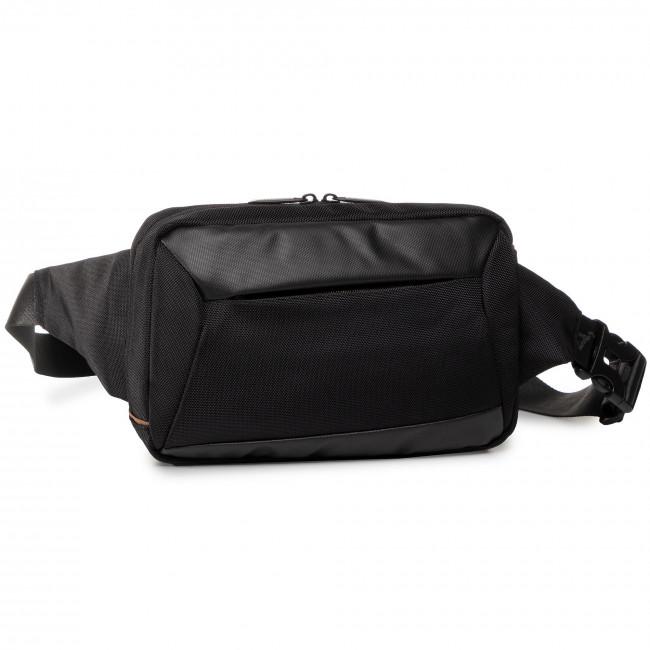 Waist Pack LANETTI - BMR-S-049-10-03 Black