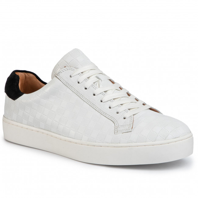 Sneakers Gino Rossi Mi07 A973 A802 02 White Sneakers Low Shoes Men S Shoes Efootwear Eu