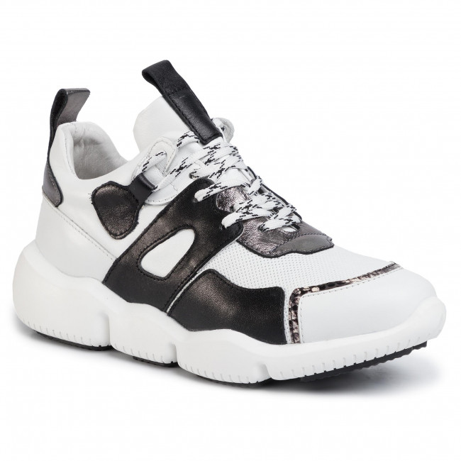 Sneakers GINO ROSSI - 33312-76 White