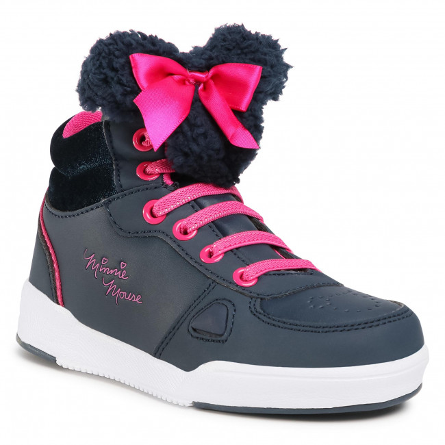 Trainers MINNIE MOUSE - CP23-5855DSTC Cobalt Blue