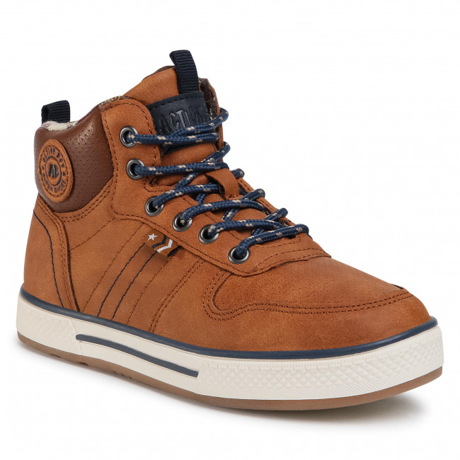 Trainers ACTION BOY - CP07-91187-01(IV)CH  Camel