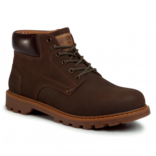 Hiking Boots LASOCKI FOR MEN - MI07-A984-A814-03 Brown