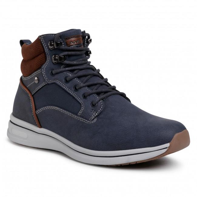Boots LANETTI - MP07-91264-07 Cobalt Blue