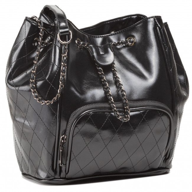 Handbag DEEZEE - RC18106 Black