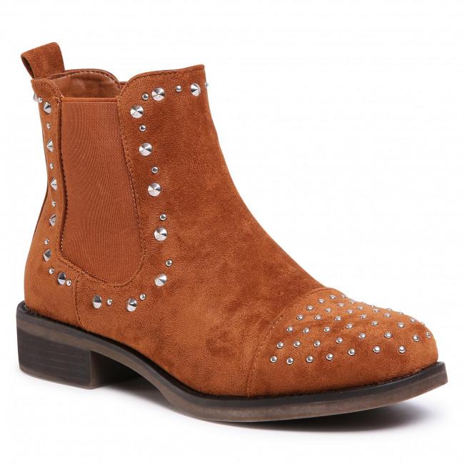 Chelsea boots JENNY FAIRY - WS2619-06 Camel