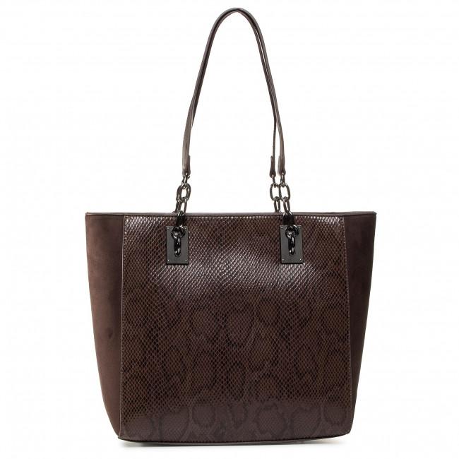 Handbag JENNY FAIRY - RX0591 Brown